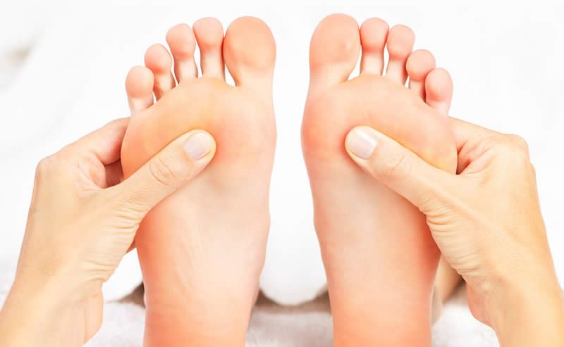 Tips for healthier feet