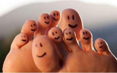 Keeping your feet and toenails clean and healthy